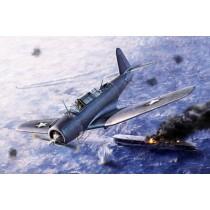 North American P-51B 70th 1/48