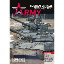 FORUM ARMY 2017 - RUSSIAN VEHICLES, en inglés.