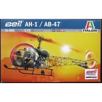 Bell AH-1/AB-47 1/72