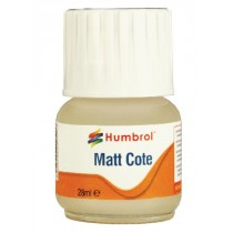 BARNIZ MATE MODELCOTE 28 ML.
