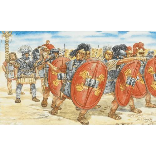Roman Infantry I.st Cen. b.C. 1/72