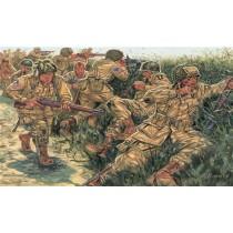 U.S. Paratroopers 1/72