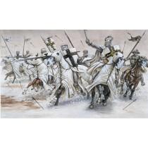 Teutonic Knights  1/72