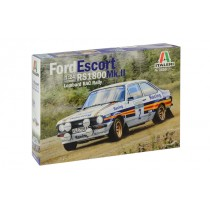 Ford Escort RS 1800 Mk.II Lombard RAC Rally 1/24