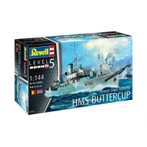 """Flower Class Corvette """"HMS Buttercup""""  1/144"""