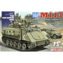 IDF M113 Armoured Personnel Carrier  1/35