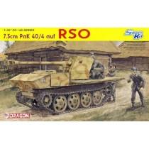 7.5cm Pak 40/4 auf RSO 1/35