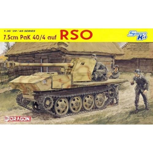 7.5cm Pak 40/4 auf RSO