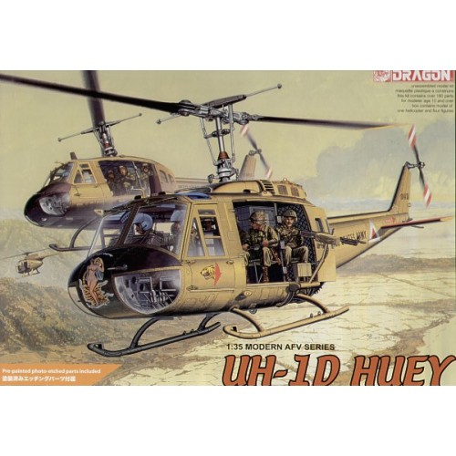 Bell UH-1D Huey