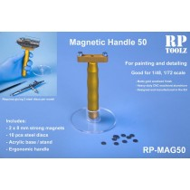 Mag60 , Magnetic handle with acrylic basement
