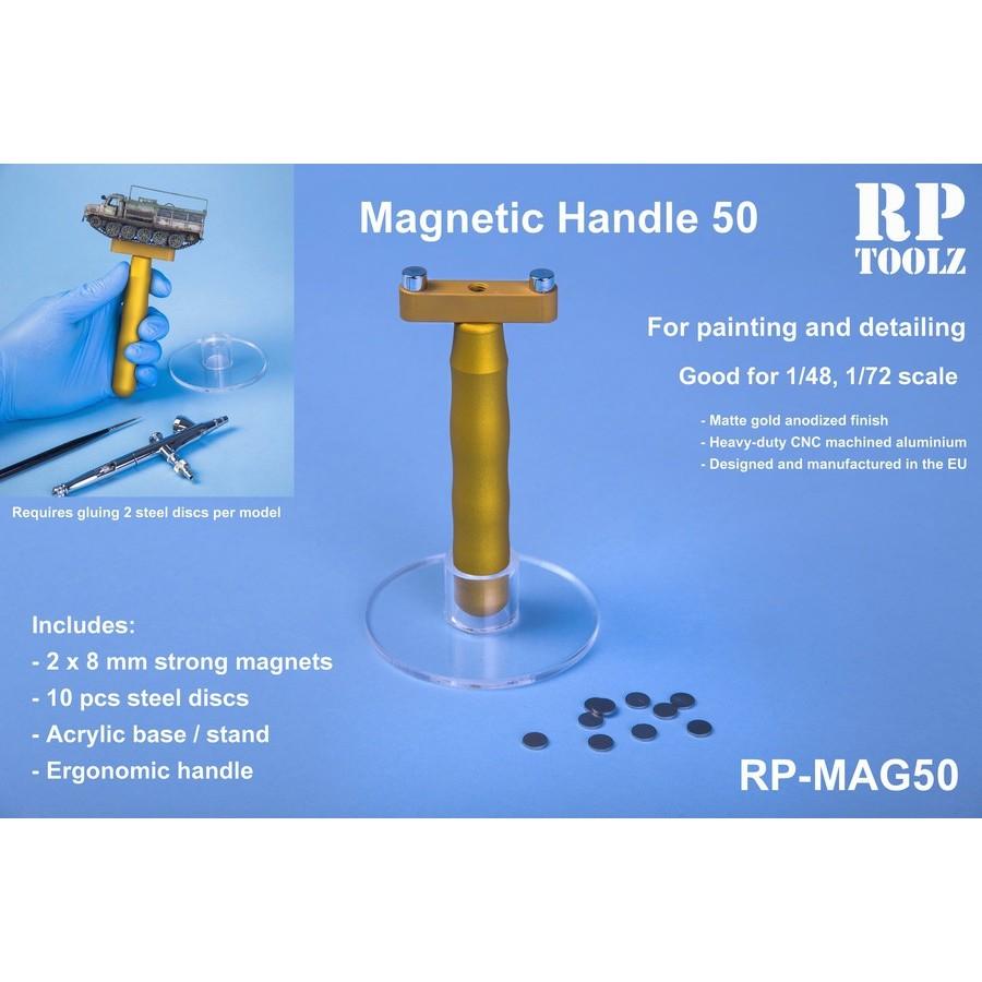 Mag50 , Magnetic Handle With Acrylic Basement