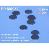 steel discs 30 pcs