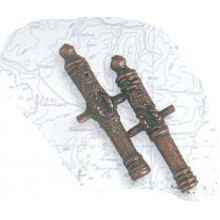 CAÑA CAÑON 30 mm (3 uds)