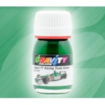 Jaguar F1 Racing Team Green
