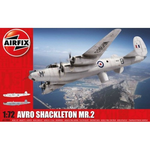 Avro Shackleton MR.2 NEW TOOL 1/72
