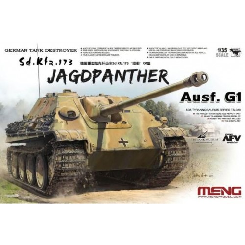 German Main Battle Tank Leopard 1 A5 1/35