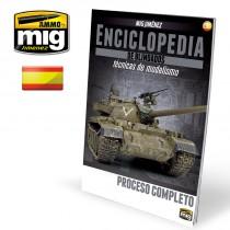 Enciclopedia de Técnicas de Modelismo de Blindados, téncicas e modelismo