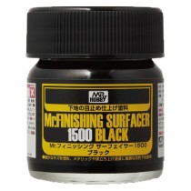 MR. SURFACER 1500 NEGRO 40 ML.