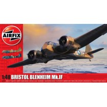 Bristol Blenheim Mk.IF NEW TOOLING 1/48