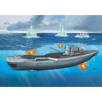 German Submarine Type IX C/40  1/72