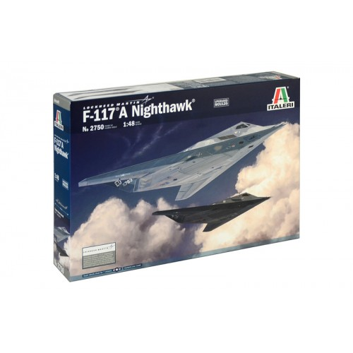 Lockheed F-117A Nighthawk  1/48