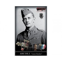 AMC DH.2 Lanoe Hawker (resin figure included) 1/32