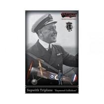 Sopwith Triplane Raymond Collishaw (resin figure included) 1/32