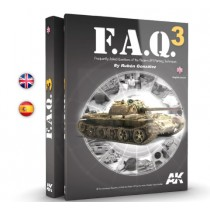 F.A.Q. 3 TÉCNICAS DE PINTURA EN AFV MODERNOS, EN ESPAÑOL