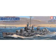 USS Fletcher DD445 1/350