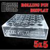Rolling Pin Display 5x5