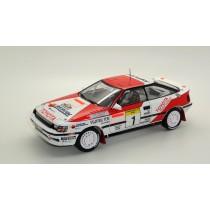 TOYOTA Celica GT-FOUR (ST165) 1989 AUSTRALIA RALLY WINNER 1/24