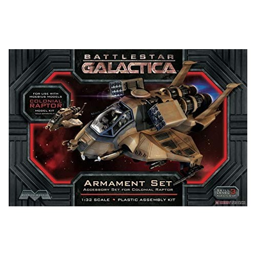 BattleStar Gallactica Cylon Raider (2 pack)