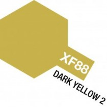 Dark yellow 2  10ML.