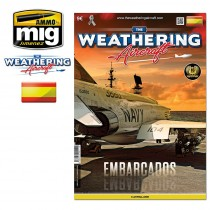 The Weathering Aircraft Número 11 - EMBARCADOS, español