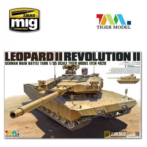 LEOPARD II REVOLUTION II MBT  1/35