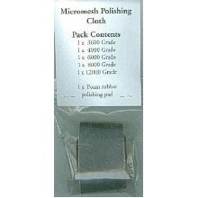 MICROMESH POLISHING CLOTH