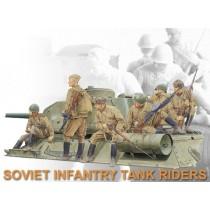 Soviet Infantry Tank Riders 1/35