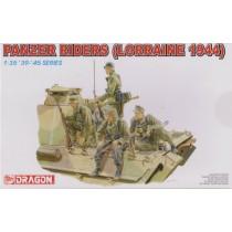 Panzer Riders (Lorraine 1944) 1/35
