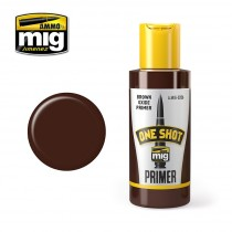 ONE SHOT PRIMER - MARRON OXIDO 60 ml.