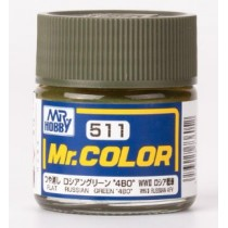 "Mr. Color - Russian Green ""4BO"""