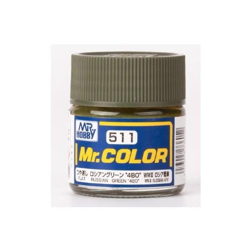 """Mr. Color - Russian Green """"4BO"""""""