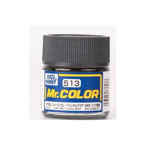 "Mr. Color - Dark Gray ""Dunkelgrau"""