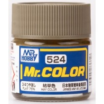 Mr. Color - IJA Hay Color