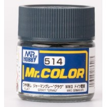 "Mr. Color - Gray ""Grau"""