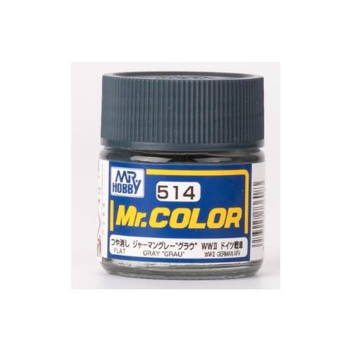 "Mr. Color - Gray ""Grau"""