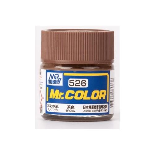 Mr. Color - IJA Brown