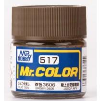 Mr. Color - JGSDF Brown 3606