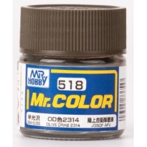 Mr. Color - JGSDF Olive Drab 2314