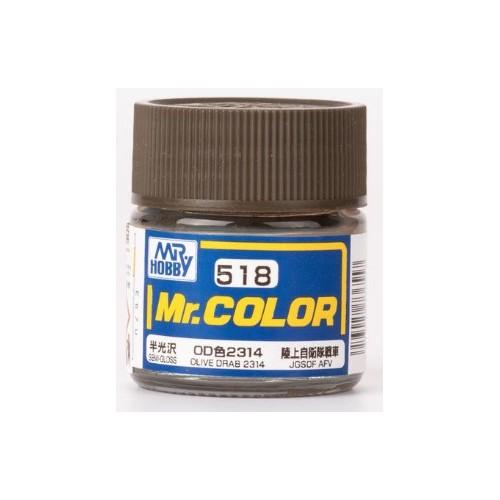 Mr. Color - JGSDF Olive Drab 2314