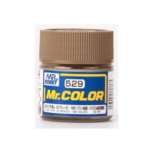 Mr. Color - IDF Gray 2 (-1981 Golan)